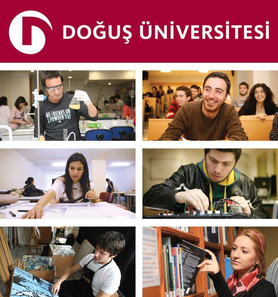 Doğuş Üniversitesi afi�