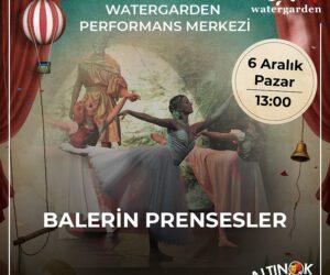 Balerin Prensesler Tiyatro
