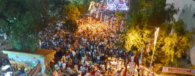 Silivri Belediyesi Festival Sahnesi
