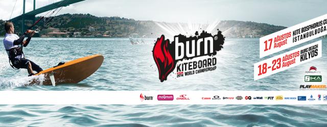 Burn Kiteboard 2014