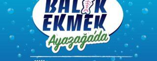 Sarıyer Belediyesi Balık Ekmek Festivali afiş
