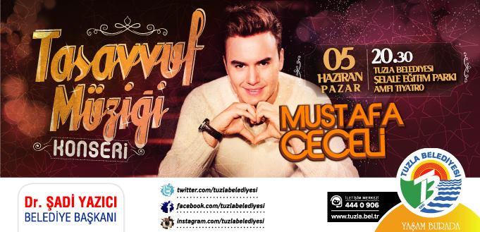 Mustafa Ceceli Tuzla Konseri