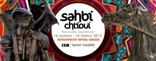 Sahbi Chtioui Heykel Sergisi afiş