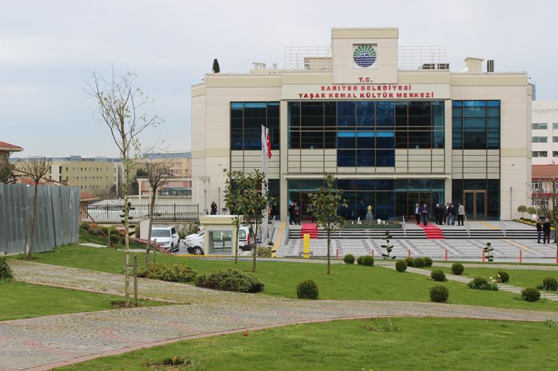 Yaşar Kemal Kültür Merkezi afi�