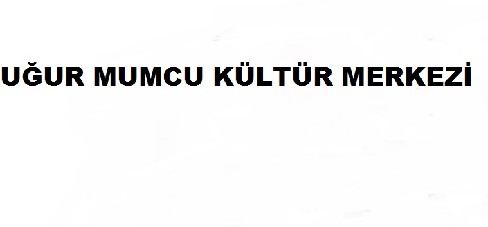 Uğur Mumcu Kültür Merkezi afi�