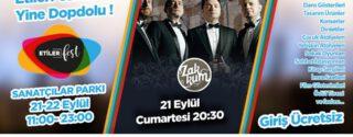 Etiler Fest – Zakkum Konseri afiş