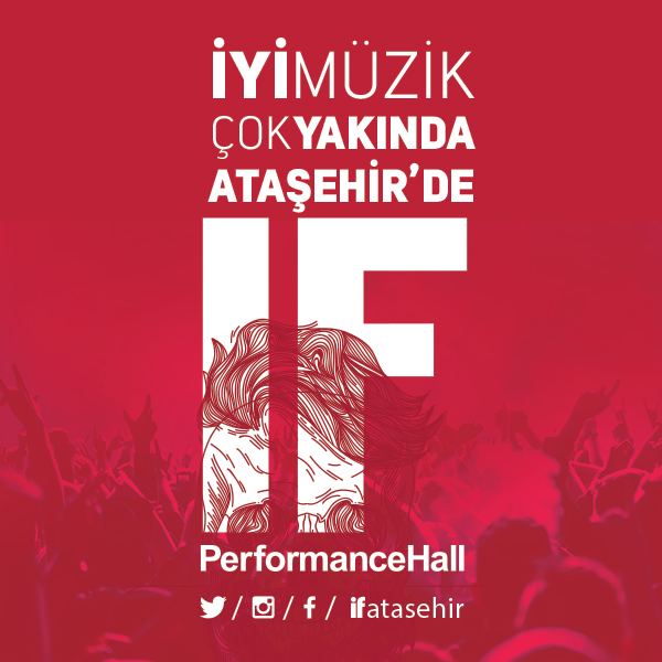 IF Performance Hall afi�
