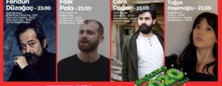 Beşiktaş 2020 Sokak Festivali afiş