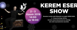 Kerem Eser Show afiş