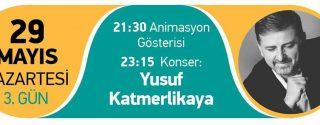 Yusuf Katmerlikaya Konseri afiş