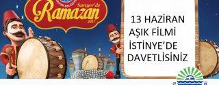 AŞIK FİLMİ İSTİNYE'DE afiş