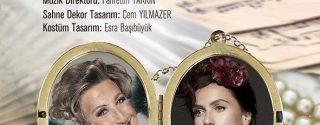 Şevval Sam Müzeyyen Tek Kişilik Müzikal Gösteri afiş