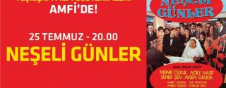 Ücretsiz Film Gösterimi Zorlu'da! afiş
