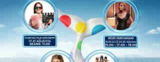 Bayram'da Şehrin Eğlencesi İSTMarina'da! afiş
