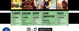 Bollywood Geceleri Başlıyor! afiş