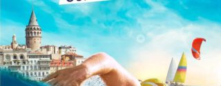 İstanbul Su Sporları Festivali afiş