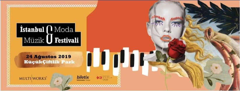 İstanbul Moda ve Müzik Festivali 2019