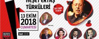 Neşet Ertaş Türküleri afiş