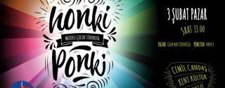 Honki Ponki Çocuk Tiyatrosu afiş