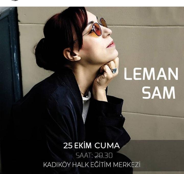 Leman Sam Konseri