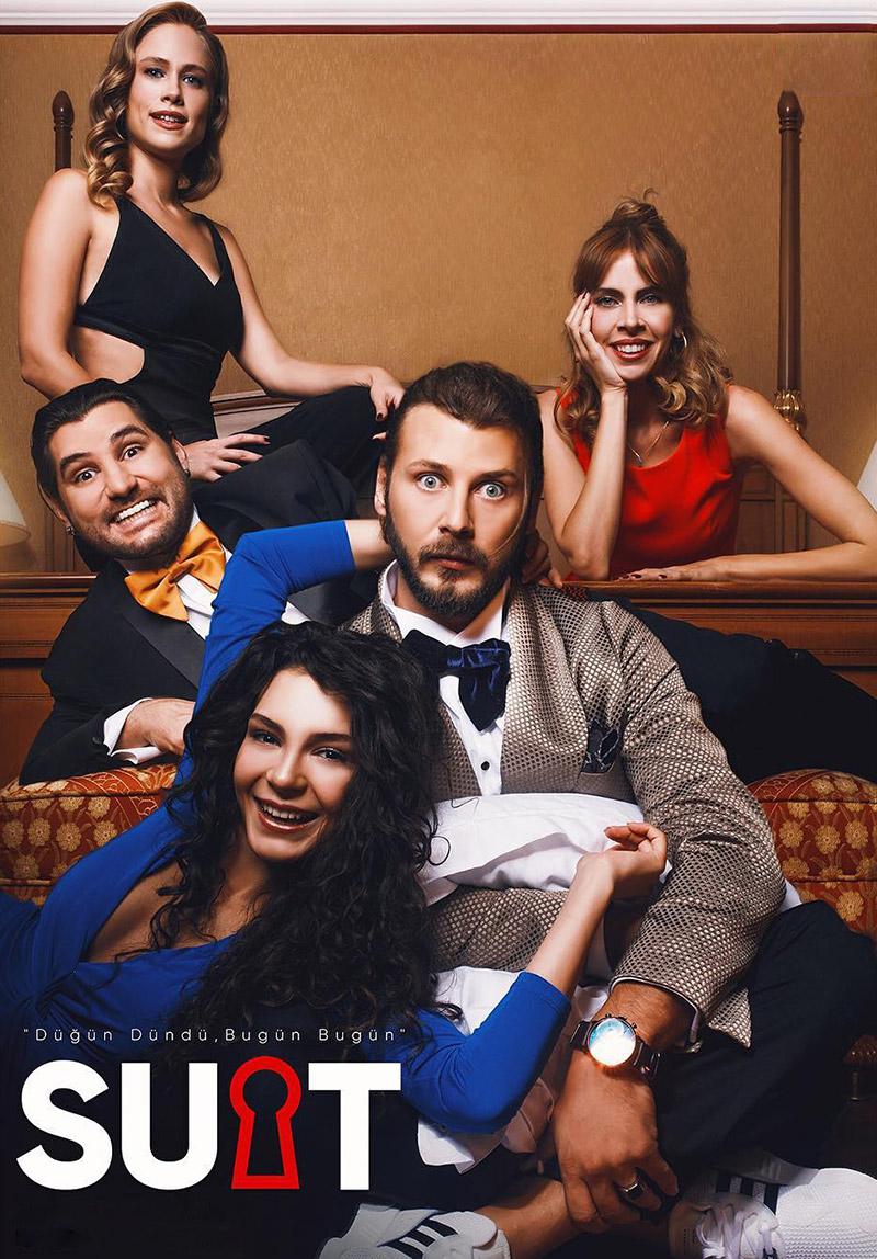 Suit Düğün Dündü Bugün Bugün Tiyatro