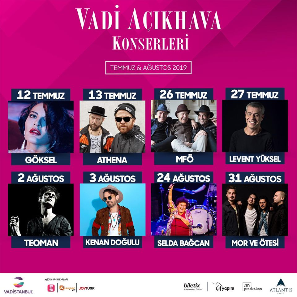 Vadi Açıkhava Konserleri
