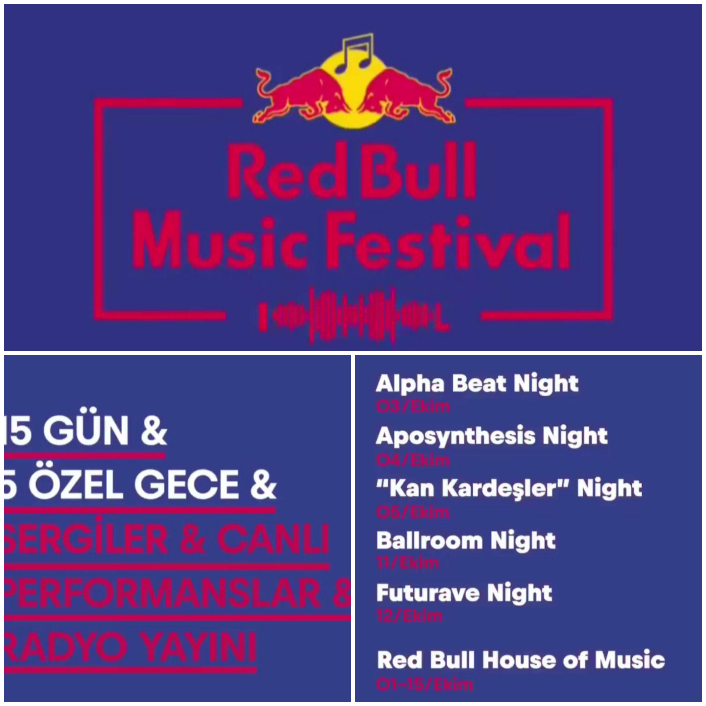 Red Bull Music Festival İstanbul