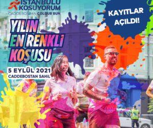 Yılın En Renkli Koşusu