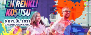 Yılın En Renkli Koşusu afiş