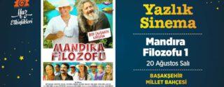 Başakşehir Yazlık Sinema afiş