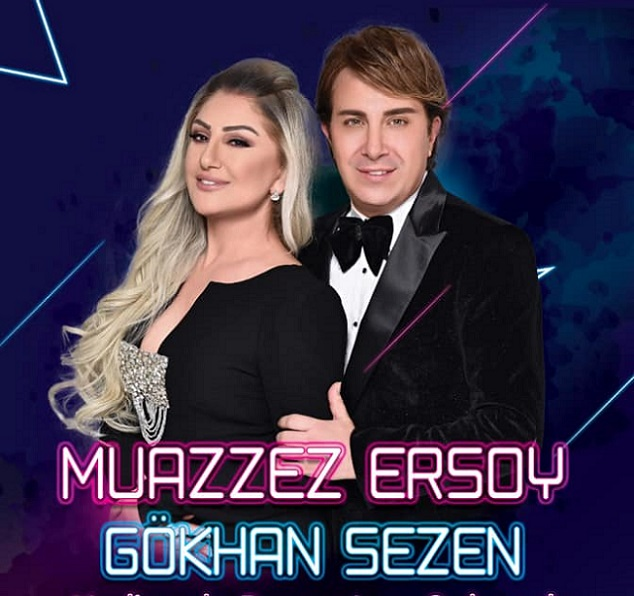 Muazzez Ersoy & Gökhan Sezen Konseri