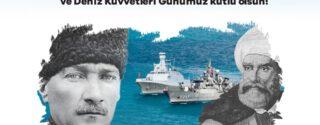 Zaferimizi Deniz Kenti Beşiktaş'ta Kutlayalım! afiş