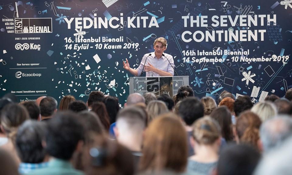 16.İstanbul Bienali