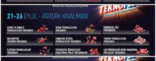 TeknoFest afiş