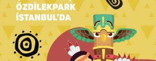 Küçük Bizon Kızıldereli Köyü Çocuklar İçin Özdilek Park'ta! afiş