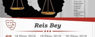 Reis Bey Tiyatro afiş