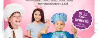 Rengarenk Eğlence Ara Tatilde Hilltown AVM'de! afiş