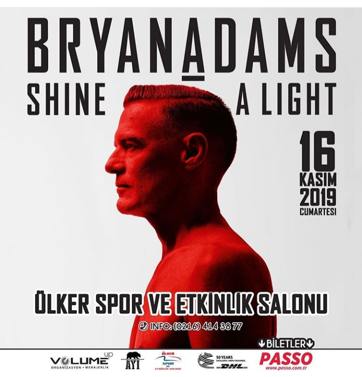 Bryan Adams Konseri