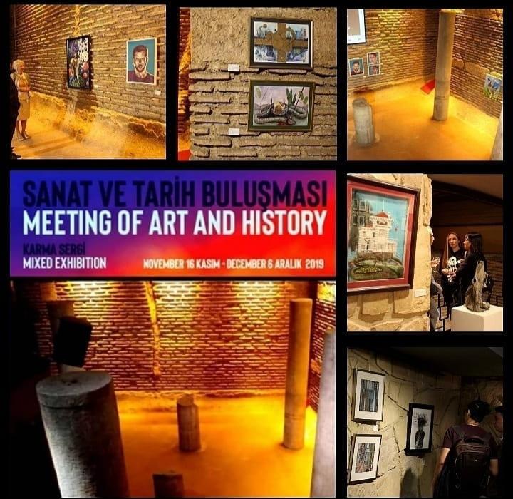Sanat ve Tarih Buluşması