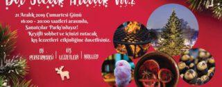 Bir Sıcak Aralık Vol 2 afiş