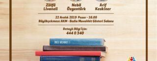 Dostlar Gözüyle Yaşar Kemal afiş
