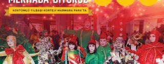 Marmara Park 2020'ye Yılbaşı Korteji İle Merhaba Diyoruz afiş