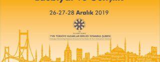 11.İstanbul Edebiyat Festivali afiş