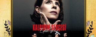 Kaldırım Serçesi Tiyatro afiş