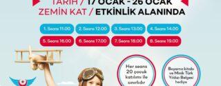 Minik Türk Yıldızları Marmara Park'ta! afiş