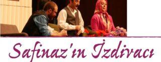 Safinaz'ın İzdivacı Tiyatro Ücretsiz afiş