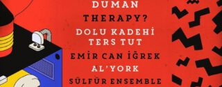 Stage Box – Duman &Therapy – Dolu Kadehi Ters Tut afiş