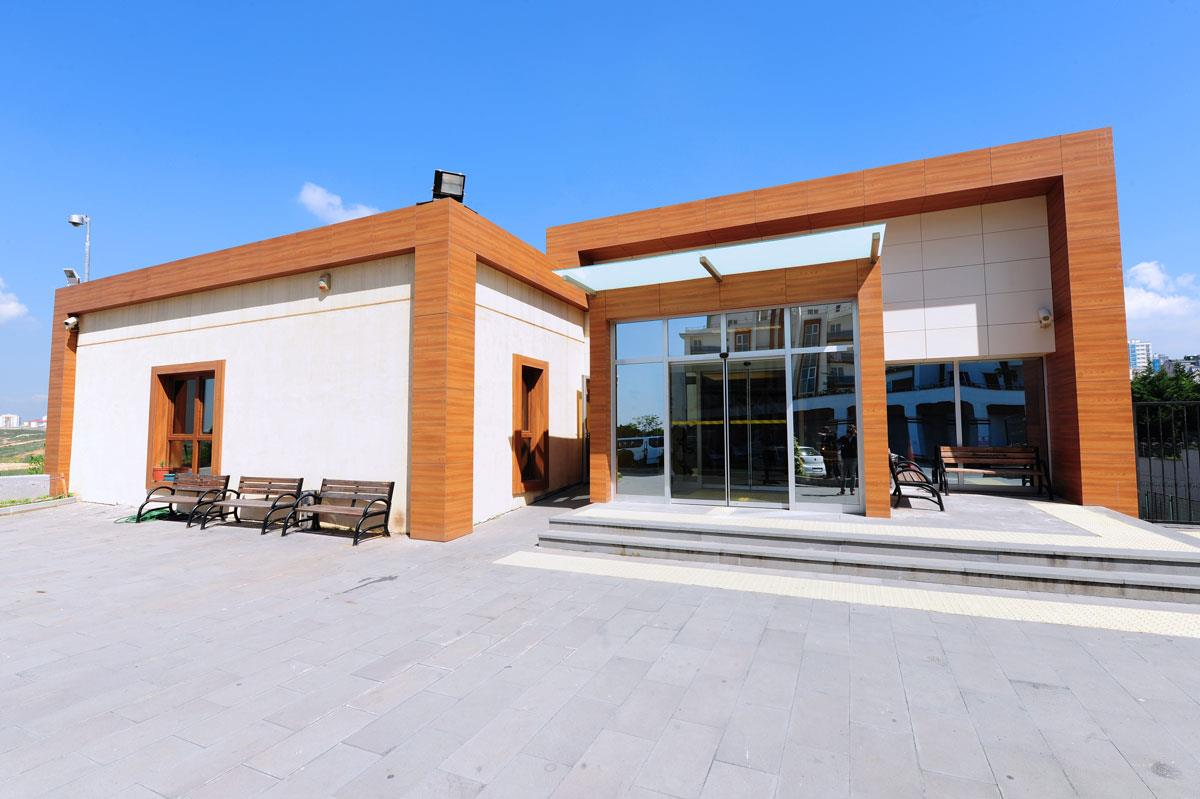Başakşehir Kültür Merkezi afi�