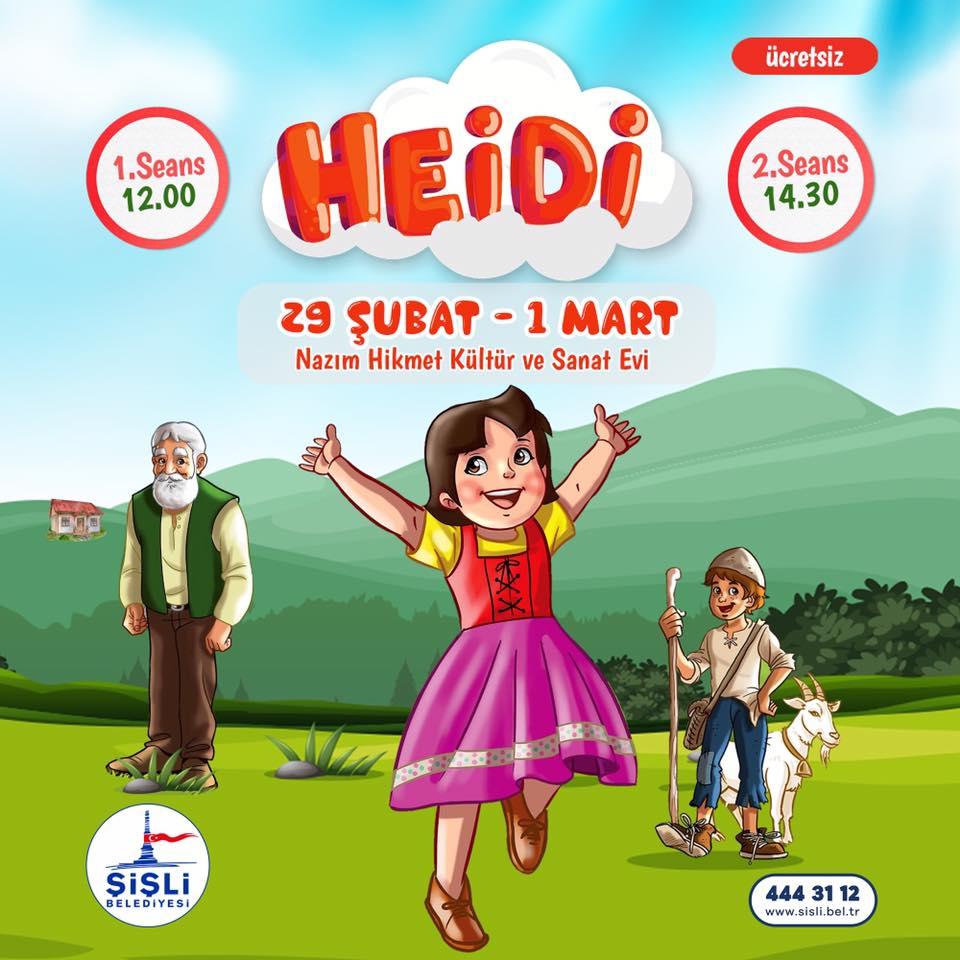 Heidi Tiyatro Ücretsiz