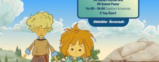 Maya ve Bulut Akyaka Park'ta! afiş